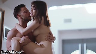 Liv Wild And Seth Gamble In Horny Couple Have Intense & Rough Sex