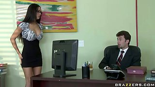 A Real Office Whore