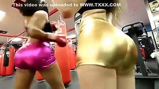 Two big ass gym