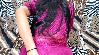 Sexy Indian girl masturbates at home. (Part-2) Desi Zoya