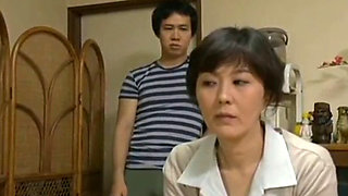 PERVERTED JAPANESE SON FUCKING MOTHER AND SISTER