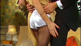 Classic - Cathy Menard. French fuck whore