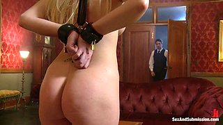 Missy Woods & Steve Holmes in The Butler and the Mistress - SexAndSubmission