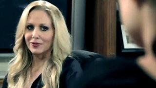 Julia Ann Lesbian Boss