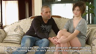 Veronica Morre in Marfa Piroshka - Losing Of Virginity