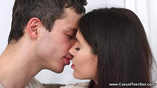 Nata Paradise in Romantic date and hot fuck