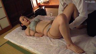 Asian Lustful Teen In Bondage Incredible Sex Clip
