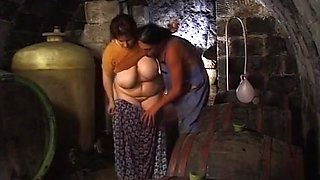 YouPorn - mature-bbw-boned-in-the-wine-cellar