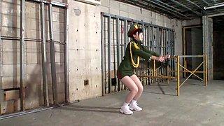 Fabulous Japanese model in Amazing Femdom, Fetish JAV clip