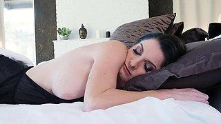 Flawless Milf Takes Huge Black Dick While Husband Is Away