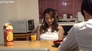 Japanese girls getting fucked while sleeping