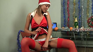 This Mrs Claus is the sort of whore that would make a good sexual partner