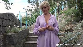 Irenka's Worn Out Pussy Needs some Stuffing