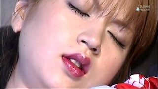 Amazing Japanese girl in Exotic Facial, Uncensored JAV scene