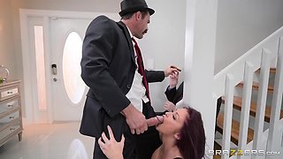 Oh My God! Brutal Gangster Drilled My Wifes Ass