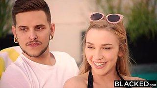 Kendra Sunderland seduced by Jillian Janson and her BBC boyfriend
