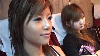 Amazing Japanese whore Daiya Mizusawa, Mao Yonekura, Akane Hotaru in Horny Big Tits, Doggy Style JAV video