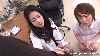 Creampie clinic Scene 1