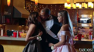 Pornstar porn video featuring Alina Lopez, Isabel Moon and Ricky Johnson