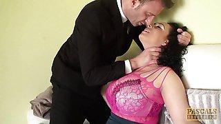 Hot Submissive Babe Anastasia Lux Fucked