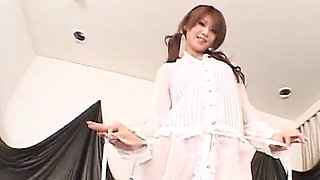 Rika Sakurai enjoys cock at school during porn scenes