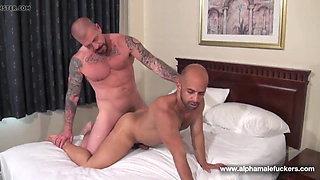 Rocco monster big cock fucking raw