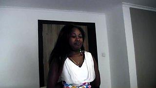 African Amateur Model Casting