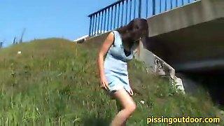 Piss under the bridge