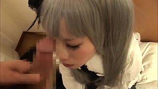 Shiina Miyu in  Miyu  Otaku Doll