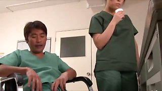 Asian slut shows why she is the head nurse at her hospital