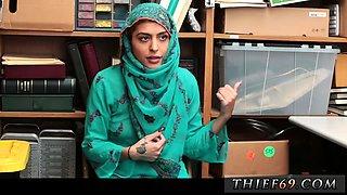 Cops chum' associate's daughter Hijab-Wearing Arab Teen
