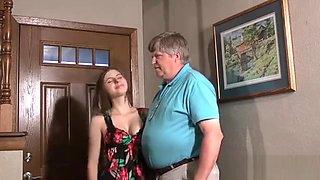 Family 2 - Naughty Niece Creampie