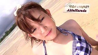 Akie Harada, Miyuki Yokoyama, Tina Yuzuki, Jessica Kizaki in IP PLATINUM GIRLS COLLECTION 2011 part 2