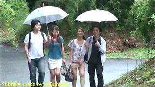 Japanese Mom - NOT sisters Spring Trip MrBonh (part 1)