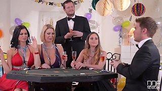 Jasmine Jae Crazy Group Sex Video