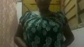 Narapla Fat PNG Aunty Blows and Strips