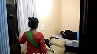 Desi maid fucked by owner