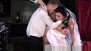 Hdloveass - Big Titted Milf Housewife Bride Facial