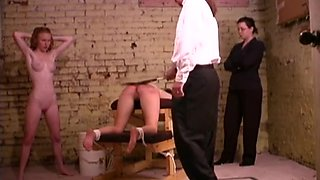 Humiliating Corporal Punishment At The Correctional School