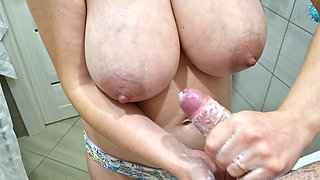 Step Fantasy - Wife Came From Work (4k 60fps)