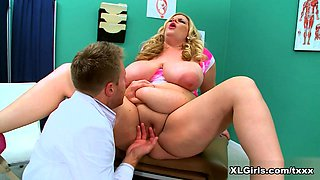 The Baby Doctor Visit - Bailey Santanna and Levi Cash - XLGirls
