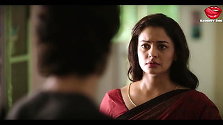Tamil Actress Pooja Kumar Has Romantic Sex