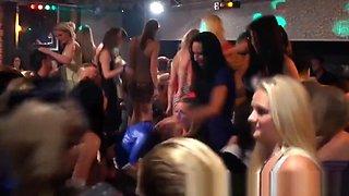 Hottest real amateur party with sluts