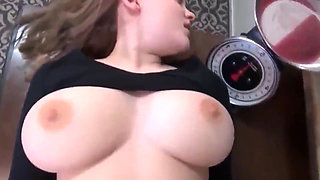 My sexy stepsister likes when I use her