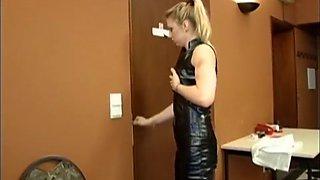 Wrestling mistress