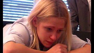 severe punishment of schoolgirl
