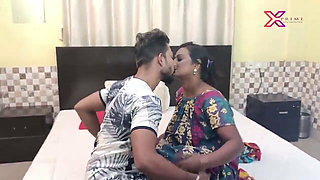 Indian maid had hard sex with boss