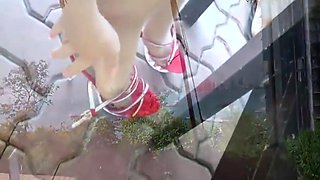 Amazing Xxx Scene Stockings Exclusive Uncut