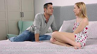 First Time Hardcore Defloration Of Zhopka Sladkaya With Poppy Pleasure