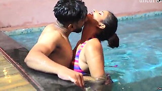 Romance between Indian girl and boy